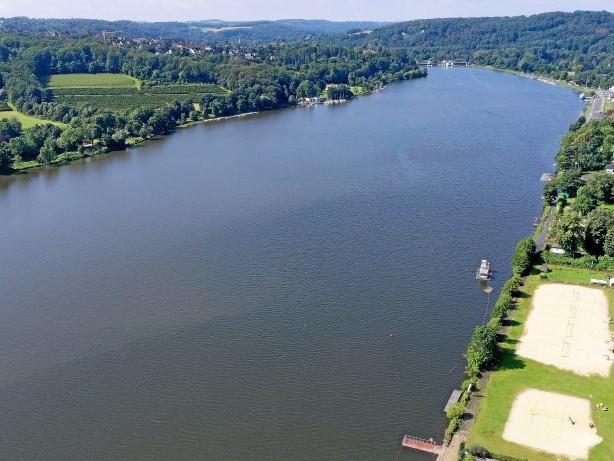 Freizeit: Nach Hochwasser: Mehrere Stauseen in NRW wieder freigegeben