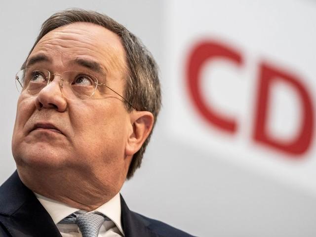 Laschet drängt auf schnelle Entscheidung über Kanzlerkandidatur