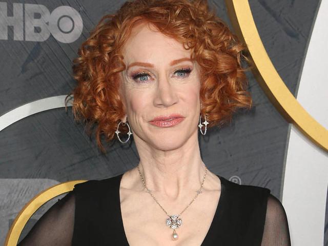 Schauspielerin Kathy Griffin hat Lungenkrebs