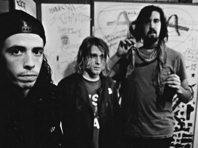 """Hören: Unveröffentlichtes Demo mit Dave Grohl und Krist Novoselic zu Nirvanas """"Scentless Apprentice"""""""