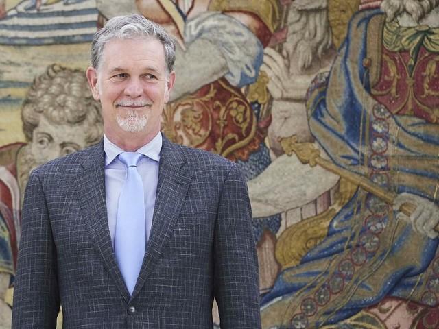 Reed Hastings: Die Erfolgsformel des Netflix-Gründers: herzlich – und sehr hart