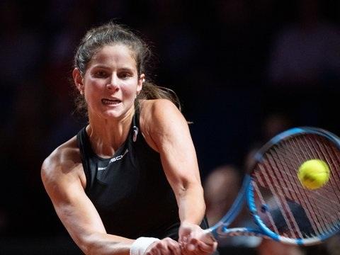 Tennisspielerin Görges leidet unter Halswirbelproblemen