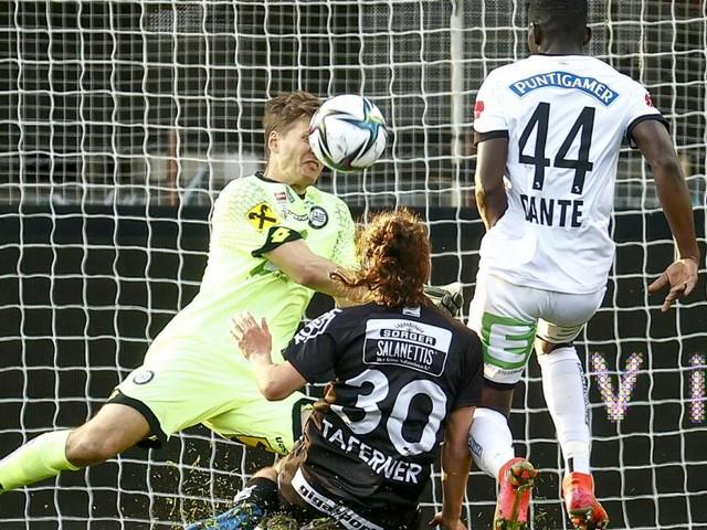 Bundesliga live: Sturm Graz gegen WAC, WSG Tirol gegen Salzburg