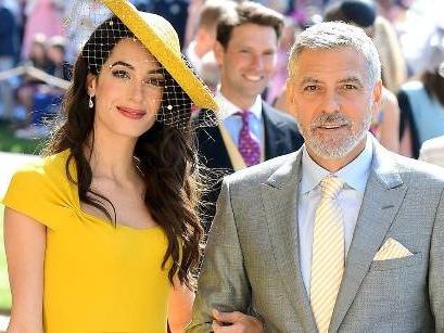 George Clooney verteidigt Herzogin Meghan