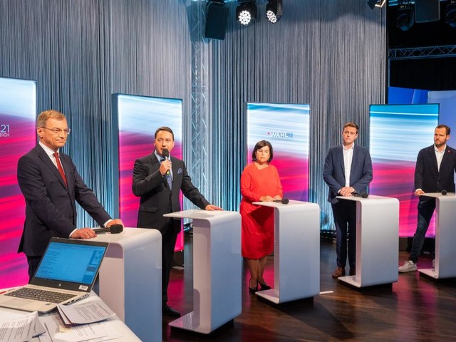 Corona war meistdiskutiertes Thema im Vorfeld der Landtagswahl