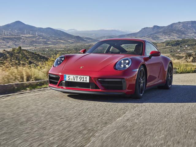 911 GTS: Elegant-knackiger Sportler