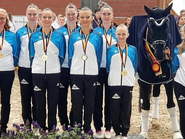 Pferdesport: Norddeutscher Meistertitel rundet die erfolgreiche Saison ab