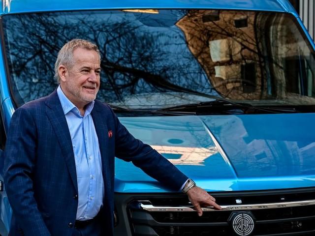 Investor Siegfried Wolf übernimmt MAN Steyr
