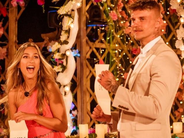 Love Island: Happy End für Bianca und Paco