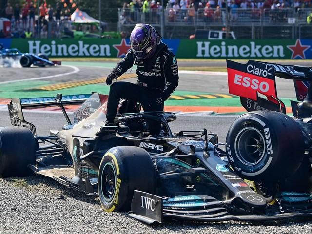 Max Verstappen vs. Lewis Hamilton in der Formel 1: Bis dass der Schrott euch scheidet