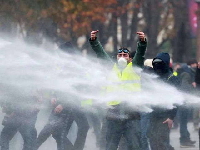 """""""Gelbwesten""""-Proteste: Vor der Schlacht um Paris"""