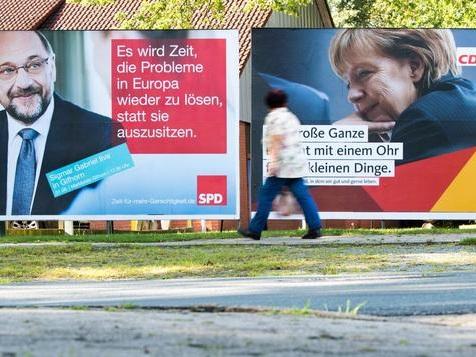 61 Millionen Deutsche zur Wahl aufgerufen