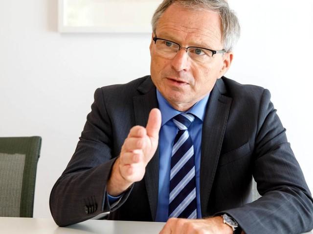 """Wolfgang Klinger: """"Es gibt keinen 100-prozentigen Hochwasserschutz"""""""