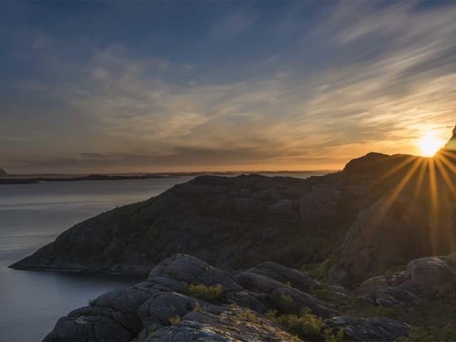 Timelapse: Helgeland in 4K