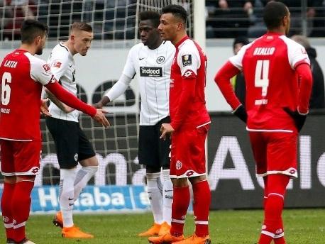 Das nächste Mainzer Debakel beim 0:3 gegen Frankfurt