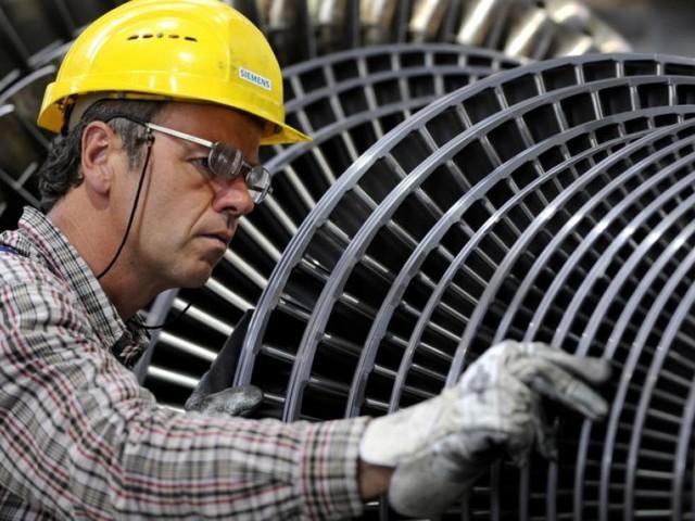 Deutsche Industrie verzeichnet größtes Auftragsplus seit zehn Monaten