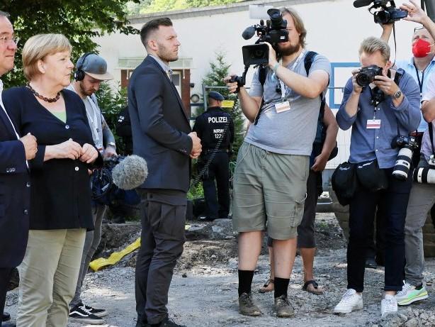 Flutkatastrophe: Zwei Monate nach Flut: Brücke in Hagen wird freigegeben
