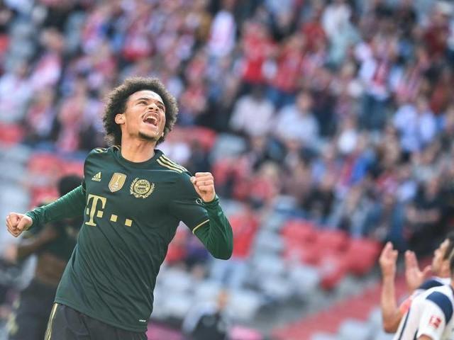 """Bundesliga: 7:0 gegen Bochum: Bayern feiern in """"Bierzeltstimmung"""""""
