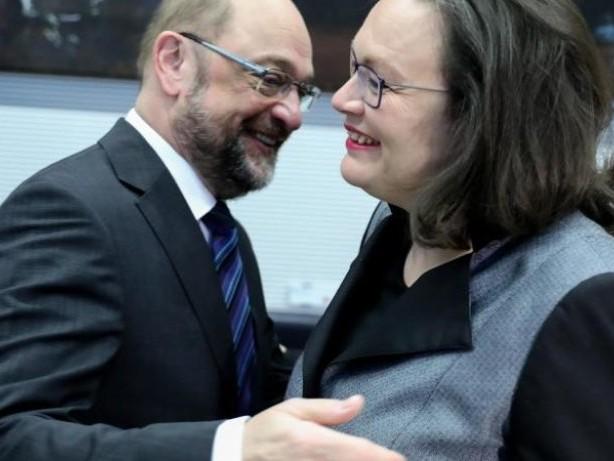 Regierungsbildung: Union und SPD wollen schnell verhandeln