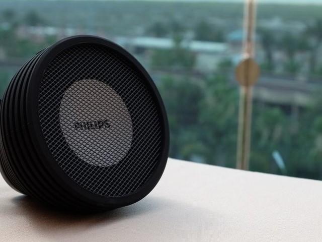 Kommentar zu Philips Dot Bluetooth Lautsprecher von Bijan