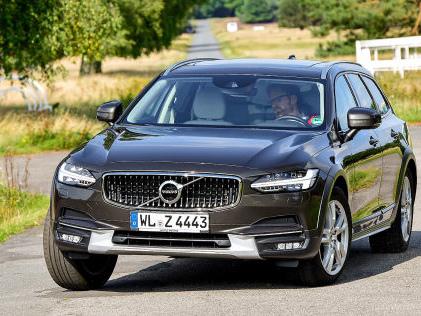 Volvo V90 D4 Cross Country: Gebrauchtwagen-Test Dieser gebrauchte Schwede ist der Liebling der Individualisten