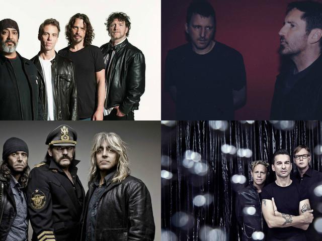 Neuigkeiten von der Rock And Roll Hall Of Fame, Soundgarden, Desert Sessions und weiteren...