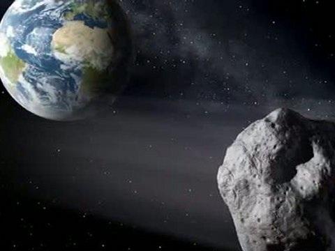 In der Nacht auf Sonntag: 370 Meter großer Asteroid fliegt an der Erde vorbei