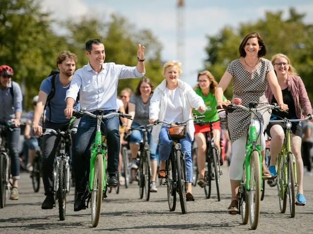 Grünen-Chef bestohlen: Cem Özdemirs grünes E-Bike aus Hausflur geklaut