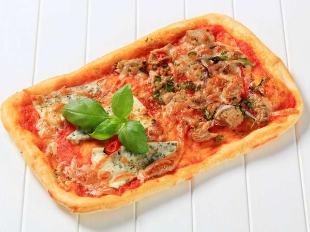 Für dieses Gericht haben Sie Pizzateig bestimmt noch nie verwendet