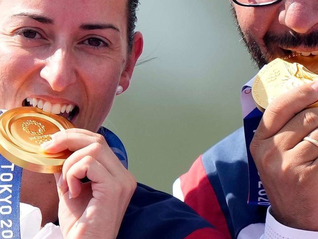 Spaniens Goldmedaillen bei Olympia: Seit 1900 bis 2021 in Tokio