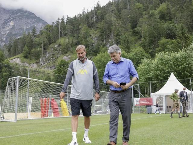 Liverpool: Klopp macht mit 34 Profis in Saalfelden keinen Urlaub