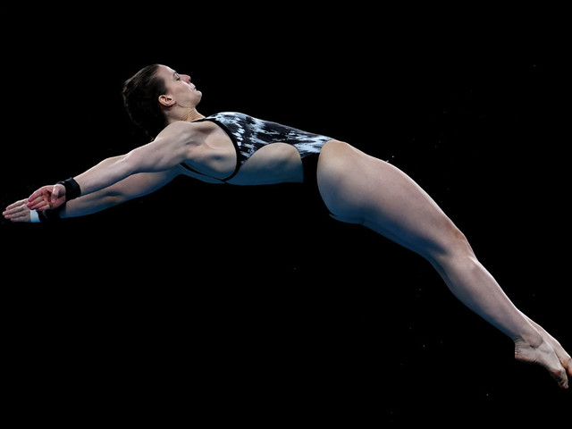 Olympia: Wassen-Schwestern springen ins Turm-Halbfinale