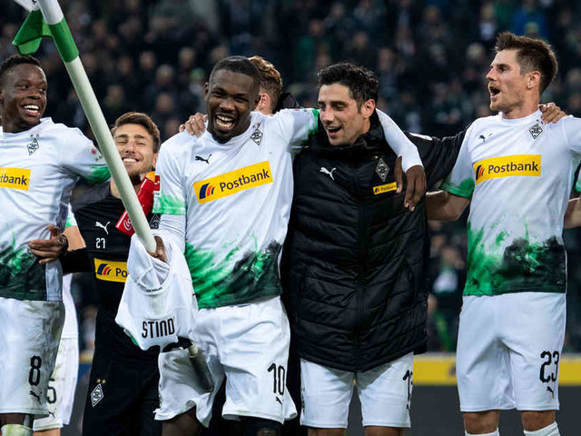 Alles Wichtige über Borussia Mönchengladbach