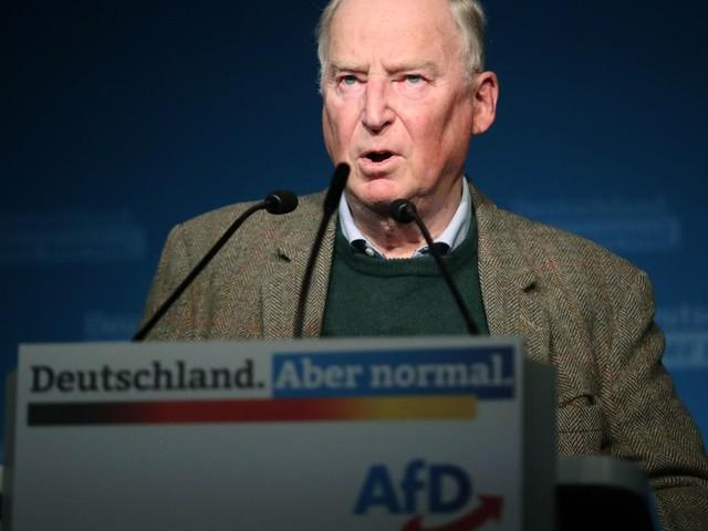 """Bundestagswahl: AfD lästert über schlechtes Ergebnis der Union – """"Frau Merkel hat meine frühere Partei endgültig ruiniert"""""""