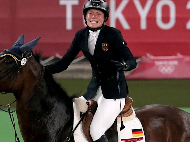 Geteiltes Gold und Pferde-Dramen: Die Tops und Flops bei Olympia