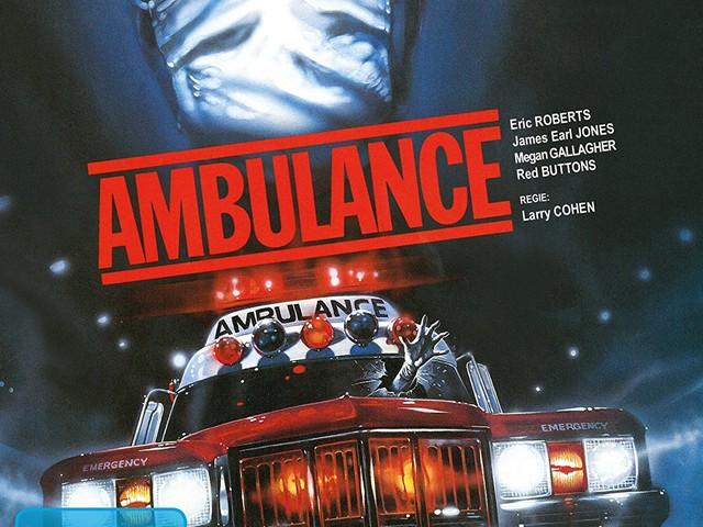 Angeschaut: The Ambulance (1990)