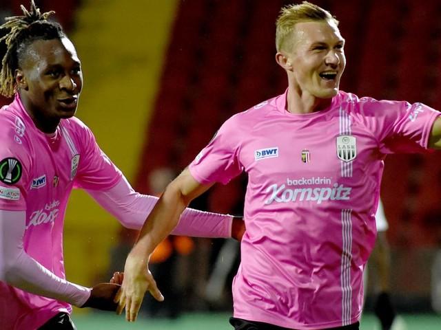 3:0 in Jerewan: LASK bleibt in Conference League auf Aufstiegskurs