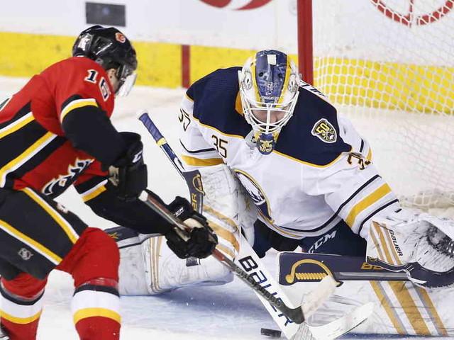 NHL: Rieder trifft bei Calgary-Sieg gegen Buffalo