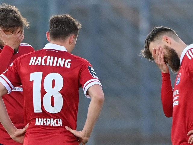 3. Liga: Unterhaching erster Absteiger - Bayern II punktet dank Arp