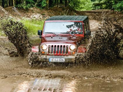 Jeep Wrangler III: Gebrauchtwagen-Test Der Jeep Wrangler ist wirklich so hart, wie er aussieht