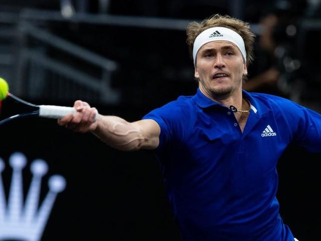Tsitsipas, Zverev und Murray schlagen in Wien auf