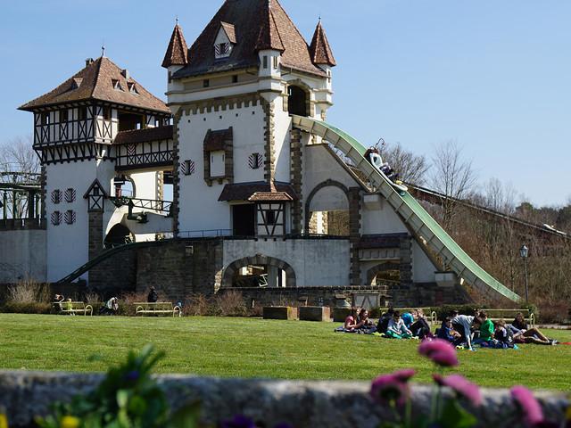 """Erlebnispark Tripsdrill: """"Keine Art von Dark-Ride geplant"""""""