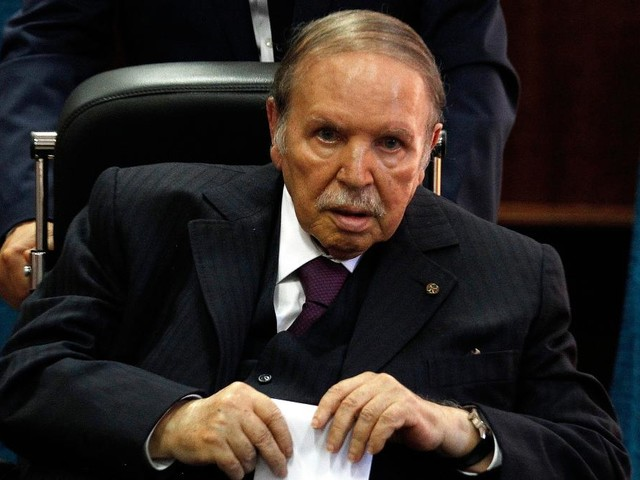 Algeriens früherer Staatschef Bouteflika gestorben