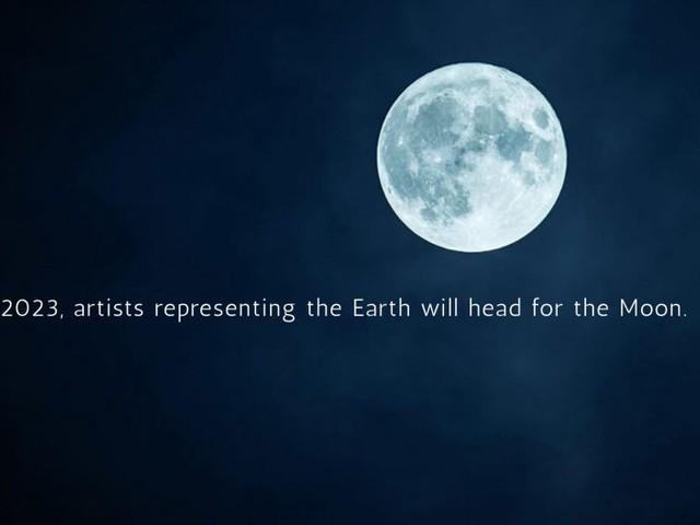 Elon Musk schickt acht Künstler zum Mond