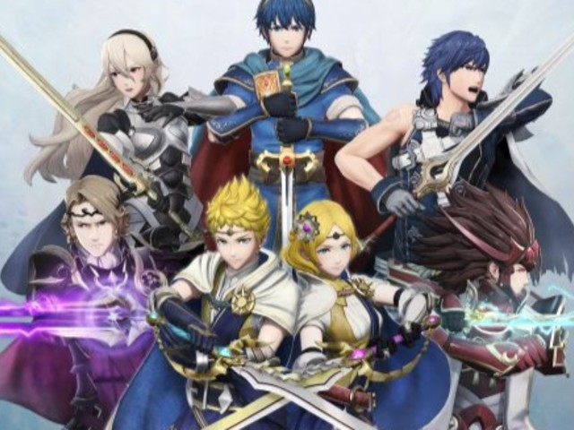 Test: Fire Emblem Warriors (Switch)