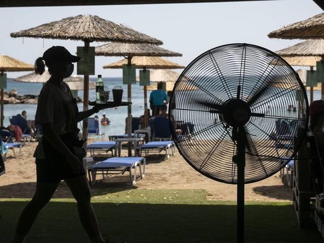 Hitzewelle in Südosteuropa: Griechenland ächzt unter mehr als 40 Grad Celsius