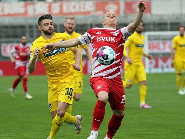 3:1 in Würzburg: VfL Osnabrück hält Hoffnung am Leben