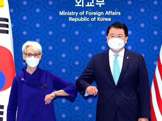 Gesprächsangebot an Nordkorea: USA warten geduldig auf Antwort