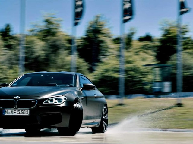 BMW M-Modelle in Extremsituationen
