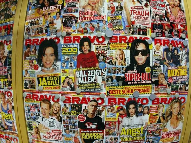 "65. Geburtstag: Jugendmagazin ""Bravo"" kommt ins Pensionsalter"